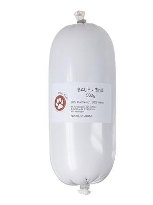 BAUF -Wurst Sorte Rind