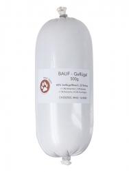 BAUF -Wurst Sorte Geflügel 500g